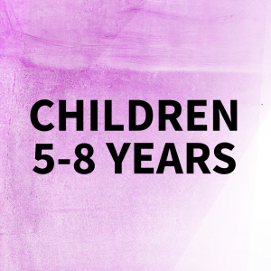 Children 5-8yrs