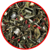 White Tea with Dragon Fruit and Pomegranate
