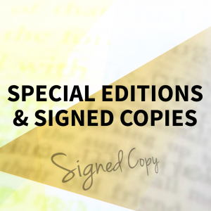 Signed Books & Special Editions